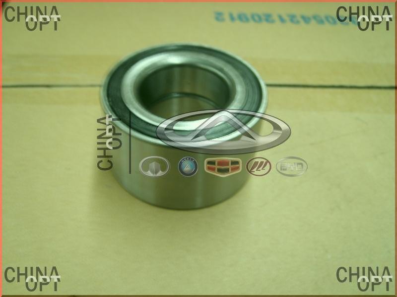 Подшипник передней ступицы, BYD F3R [1.5,HB], BYDF3-3501160, Aftermarket