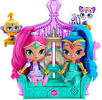 Шиммер и Шайн  дворец поющий  с питомцами Fisher-Price Shimmer and Shine Float & Sing Palace