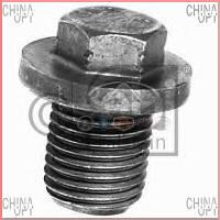 Пробка сливная поддона (480E*, 1.6) Chery Amulet [1.6,-2010г.] 480-1009014 Febi [Германия]