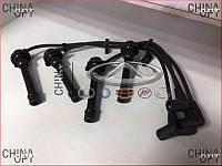 Провода высоковольтные, комплект (479Q*, 481Q, 4G15E) Geely CK2 E120200008 Китай [аftermarket]