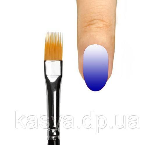 Кисть для градиента Kasya Ombre - Kasya Nail Club в Днепре 616b18fd1c3e9