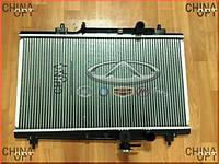 Радиатор охлаждения, 1.5, Geely CK2, 1602041180-01, OEM