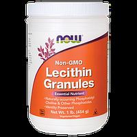 Лецитин в гранулах, Now Foods, 454 грамма