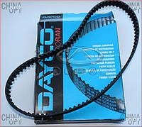 Ремень ГРМ (4G63, 122z) Chery Tiggo [2.0, -2010г.] MD329639 Dayco [Италия]