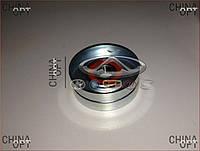 Ролик генератора, без натяжителя / кронштейна (480EF, 477F) Chery Elara [1.5, -2011г.] A11-8111210BA CFR [польша]