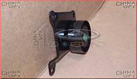 Ролик генератора, паразитный (480EF, 477F, в сборе) Chery Amulet [1.6,-2010г.] A11-8111210 Китай [лицензия]