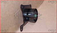 Ролик генератора, паразитный (480EF, 477F, в сборе) Chery Amulet [-2012г.,1.5] A11-8111210 Китай [лицензия]