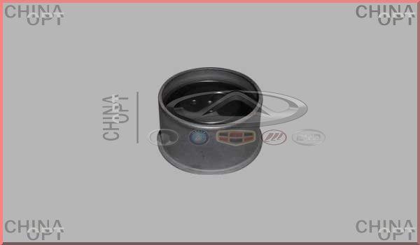 Ролик ГРМ натяжной, 4G63, 4G64, Chery Tiggo [2.4, до 2010г.,MT], SMD182537, Aftermarket