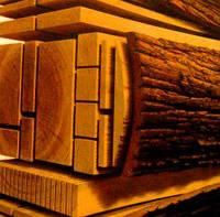 Распиловка древесины на обрезную и не обрезную, распил круглого леса (кругляка), услуги пилорамы