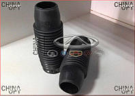 Пыльник переднего амортизатора (резина) Lifan 520 [Breez, 1.3] 1400553180 Sasic [Франция]