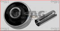 Сайлентблок переднего рычага задний Chery A13 [Forza,HB] A11-2909050 SWAG [Германия]