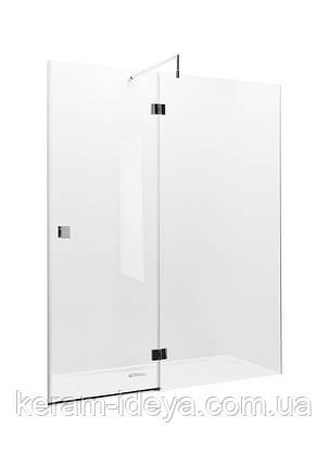 Душевые двери Roca Metropolis 140x195 AMP3414012M, фото 2