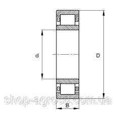 Подшипник SKF NU209ECP/C3, 70-32209E, фото 2