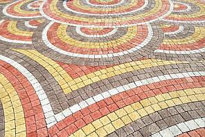 Тротуарная плитка «Австрийский камень» , фото 2