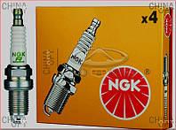 Свечи зажигания, шт. (320, 620) Geely CK1 [-2009г.] E120300005 NGK [Япония]
