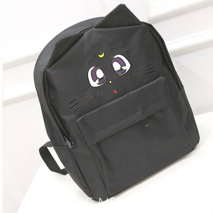 Городской рюкзак Котик с ушками