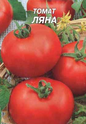 Насіння Томат Ляна 0,5 г , ТМ Врожай