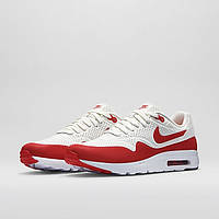 Кроссовки для бега Nike Air Max Ultra Moire White Red