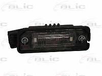 Плафон подсветки номерного знака Volkswagen, Audi, Skoda 3D0943021A