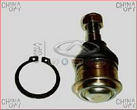Шаровая опора, Geely MK2 [1.5, с 2010г.], 1014001605, Aftermarket