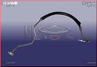 Шланг гидроусилителя (трубка высокого давления) Chery Amulet [-2012г.,1.5] A11-3406100 Китай [аftermarket]