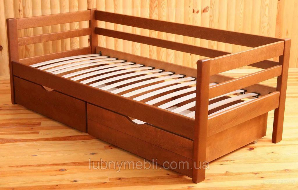 Кровать с отсеками для вещей  «Слава»