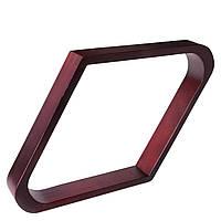 Треугольник ромб Classic дуб махагон 57 мм