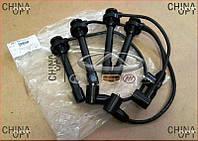 Провода высоковольтные, комплект (4G63) Chery Tiggo [2.0, -2010г.] SMW250283/4/5/6 Китай [аftermarket]