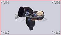 Датчик ABS передний левый, Chery Amulet [до 2012г.,1.5], 1709205180, Aftermarket