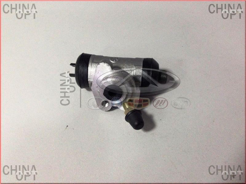 Цилиндр тормозной рабочий, задний левый, Geely MK2 [1.5, с 2010г.], 1014003192, Aftermarket
