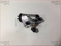 Цилиндр тормозной рабочий, задний левый Geely MK2 [1.5, 2010г.-] 1014003192 Китай [аftermarket]