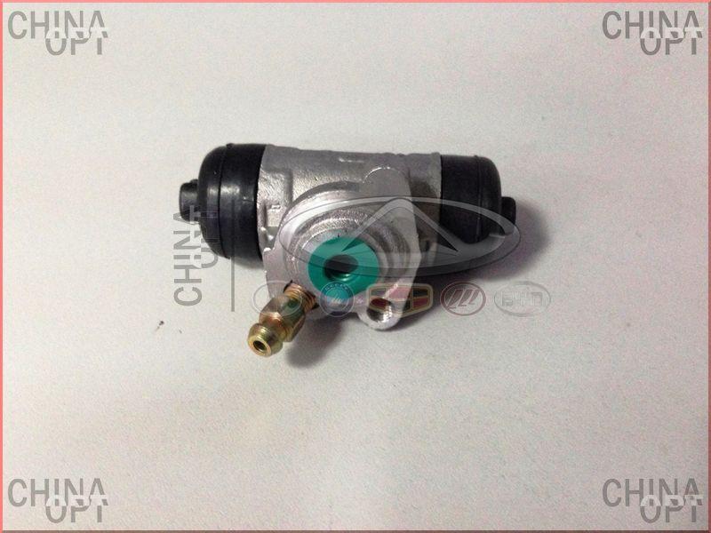 Цилиндр тормозной рабочий, задний правый, Geely MK1 [1.6, до 2010г.], 1014003193, Aftermarket