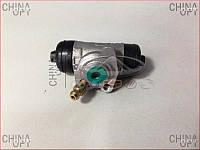 Цилиндр тормозной рабочий, задний правый, Geely GC6 [LG-4], Аftermarket