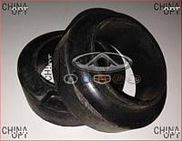 Проставки задней пружины (увеличение клиренса, комплект) Chery QQ [S11, 1.1] S11RP Ukraine product [Украина]