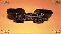 Сайлентблок заднего продольного рычага, задний (сдвоенный, бинокль) Chery Kimo [S12,1.3,MT] S21-3301040 Китай [аftermarket]