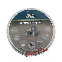 Пули H&N Barracuda Magnum 1.06 200шт. 4407