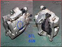 Суппорт тормозной передний правый (6GN) Chery Karry [A18,1.6] A11-6GN3501060AB Китай [лицензия]
