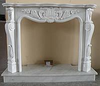 Мраморный камин Versales FB-024W