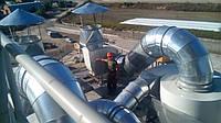 Монтажные работы вентиляционных систем, систем аспирации.