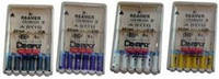 К-ример maillefer 25мм 015-40 6шт (эндодонтический инструмент для лечения корневых каналов зубов)