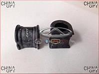 Втулка переднего стабилизатора Geely MK1 [1.6, -2010г.] 1014001669 RBI [Тайланд]