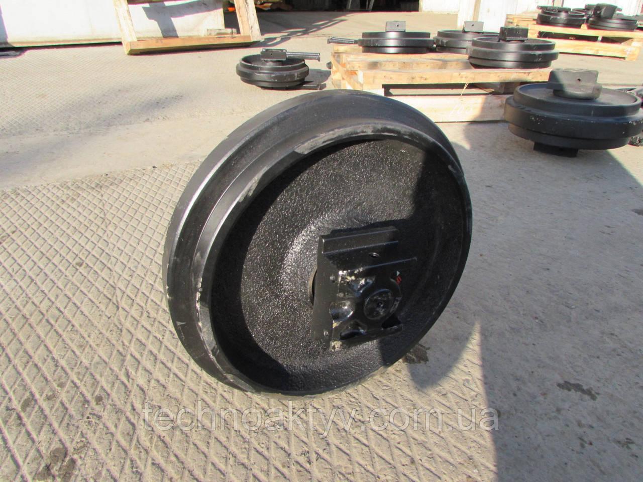 Направляющие (натяжные) колеса - ленивец SUMITOMO SH100/SH120, SH120-3, Sh200 (внешний), Sh200 (внутренний)
