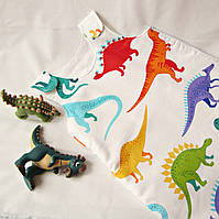 """Детский спальник """"Динозавры"""" от 3 до 9 месяцев"""