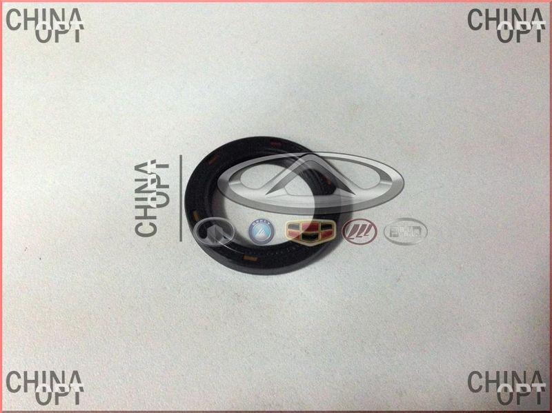 Сальник коленвала передний, 479Q*, 481Q, Geely MK2 [1.5, с 2010г.], E040110005, Toyota
