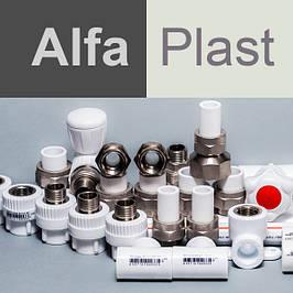 Фитинг для полипропиленовых труб Alfa Plast