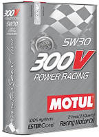 Масло моторное Motul 300V POWER RACING 5W30, 2L