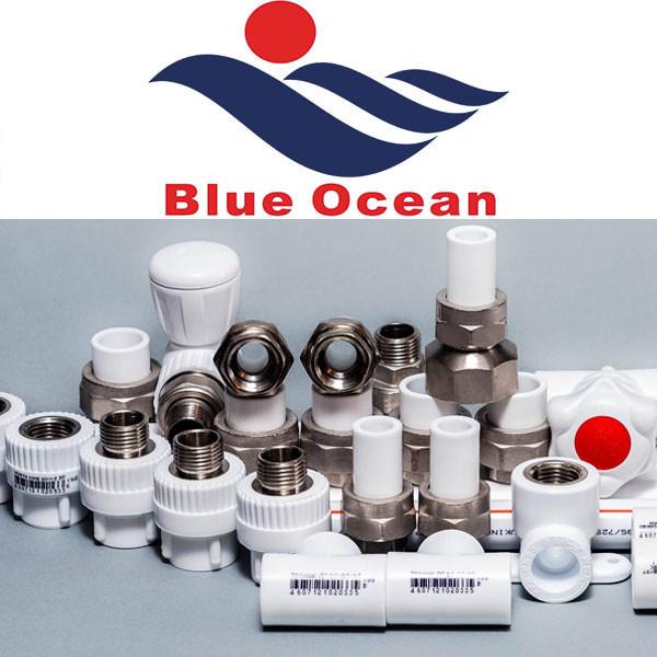 Фитинг для полипропиленовых труб Blue Ocean
