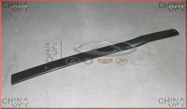 Направляющая заднего бампера, левая, металл, Chery Elara [2.0], A21-2804607, Original parts - CHINA-OPT в Харькове