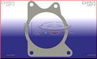 Прокладка помпы (водяного насоса) Chery Amulet [1.6,-2010г.] 480-1307041 Китай [лицензия]
