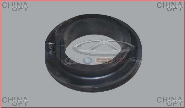 Проставка задней пружины, резиновая, нижняя, Chery Jaggi [S21,1.3], S21-2911031, Aftermarket